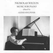 Music for Piano by Nicholas Wilton - CD