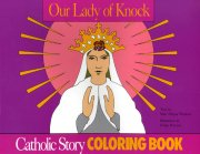 Our Lady of Knock Colouring Book
