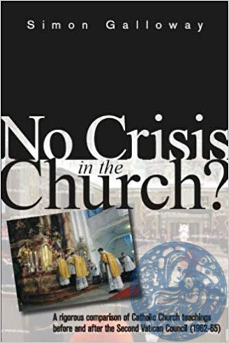 No Crisis in the Church? - Click Image to Close